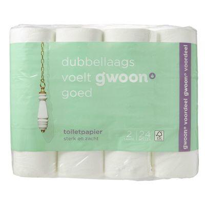 Huismerk Toiletpapier 2-laags VDV