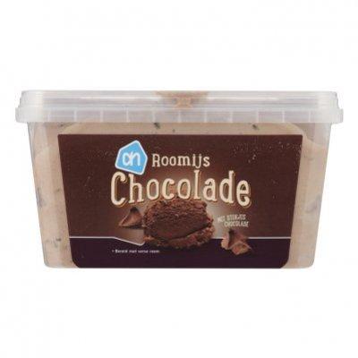 AH Chocolade roomijs