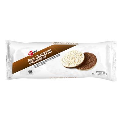 Budget Huismerk Rijstwafel met chocolade