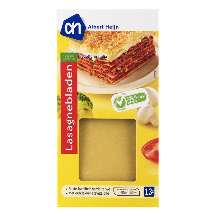 Huismerk Lasagne