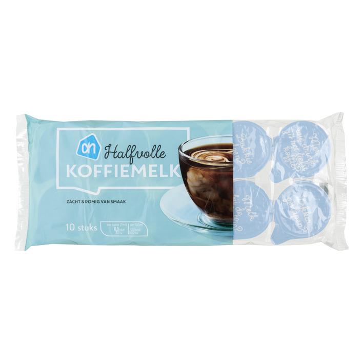 Huismerk Halfvolle koffiemelk
