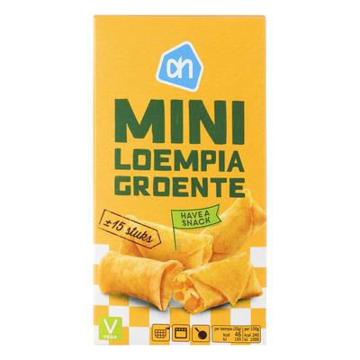 Huismerk Mini loempia groente