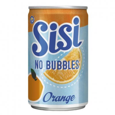 Sisi No bubbles orange