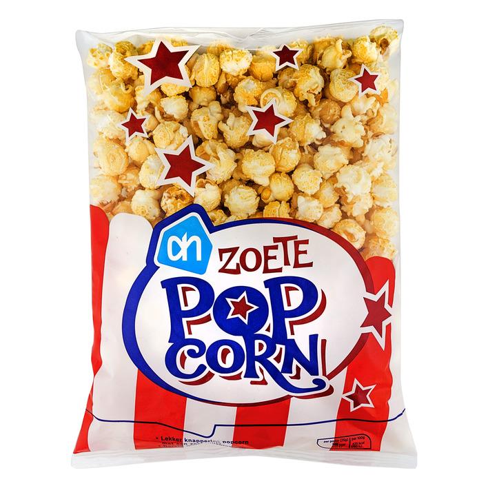 Huismerk Popcorn zoet