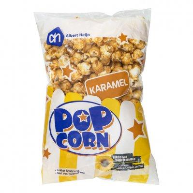 Huismerk Popcorn caramel