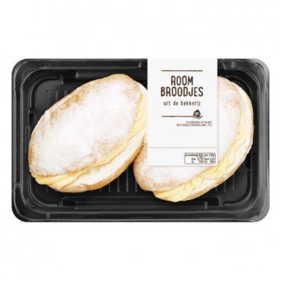 Huismerk Roombroodjes