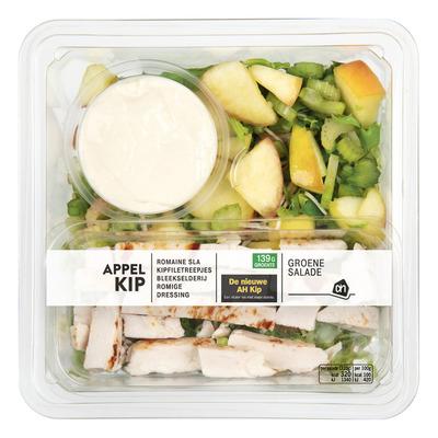 Huismerk Groene salade kip-appel