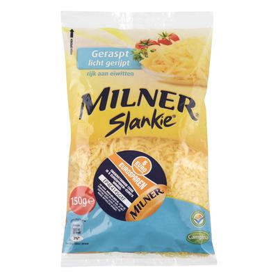 Milner Slankie licht gerijpt 25+ geraspte kaas