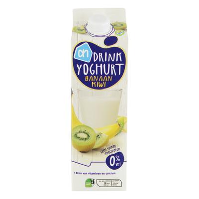 Huismerk Drinkyoghurt banaan-kiwi