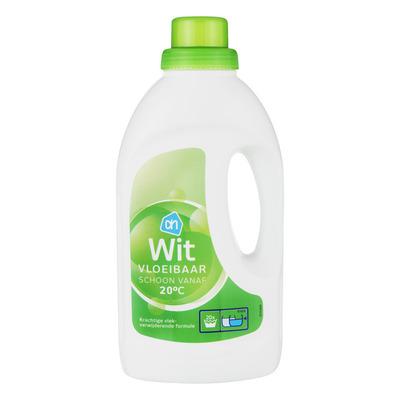 Huismerk Wasmiddel wit