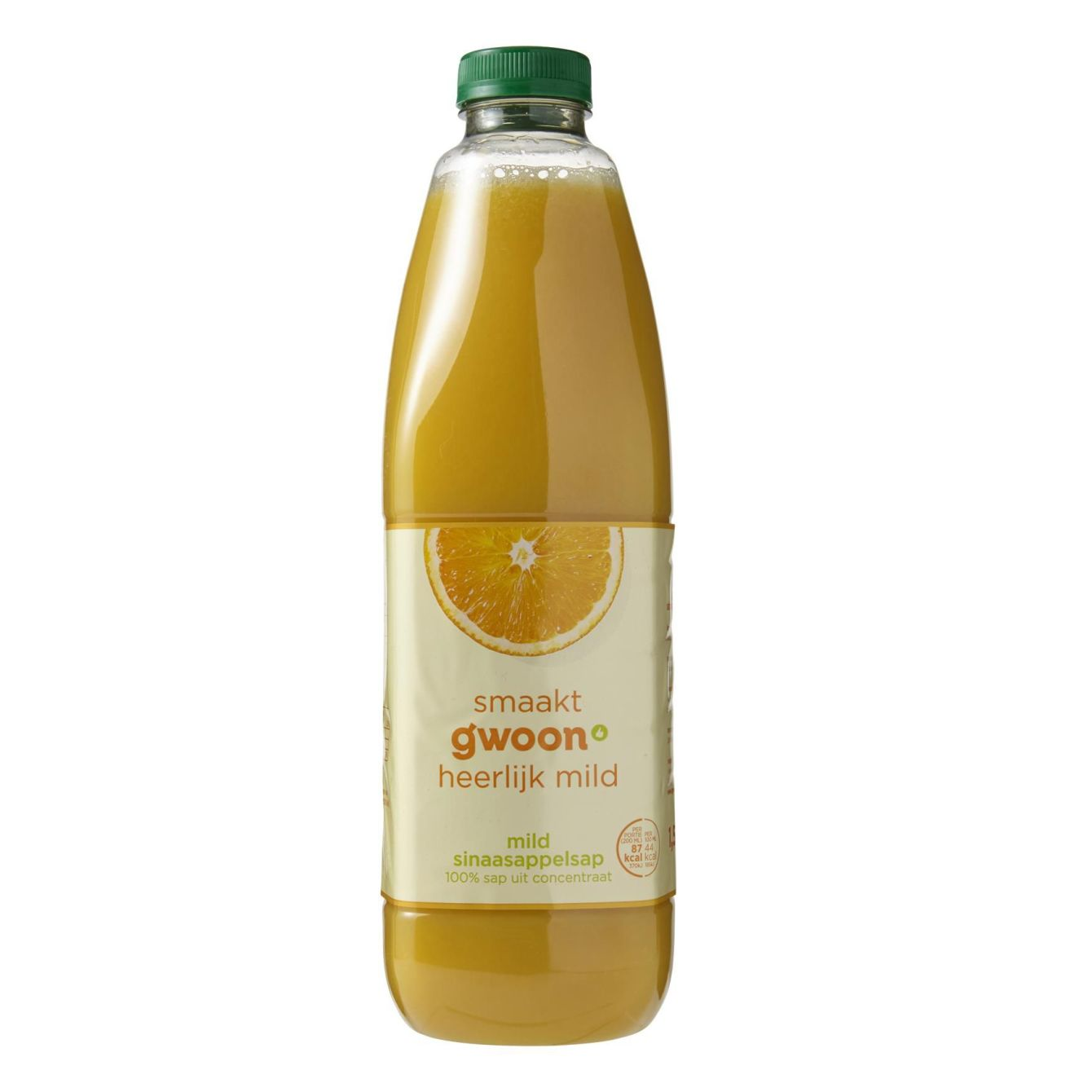 Huismerk Sinaasappelsap Mild