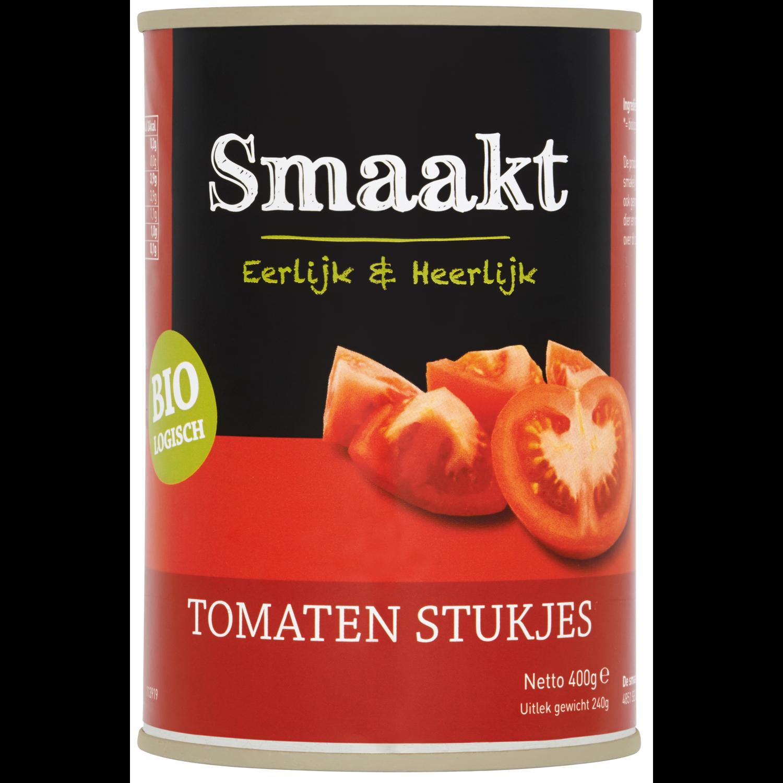 Smaakt Tomaten stukjes