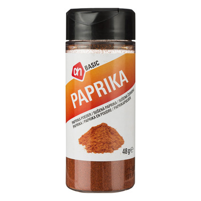 Budget Huismerk Paprika gemalen