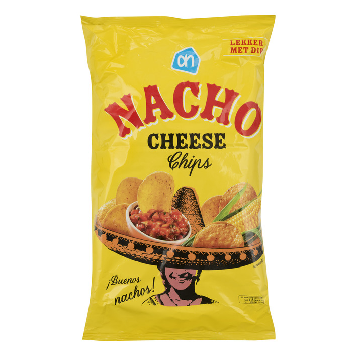 Huismerk Nacho chips cheese