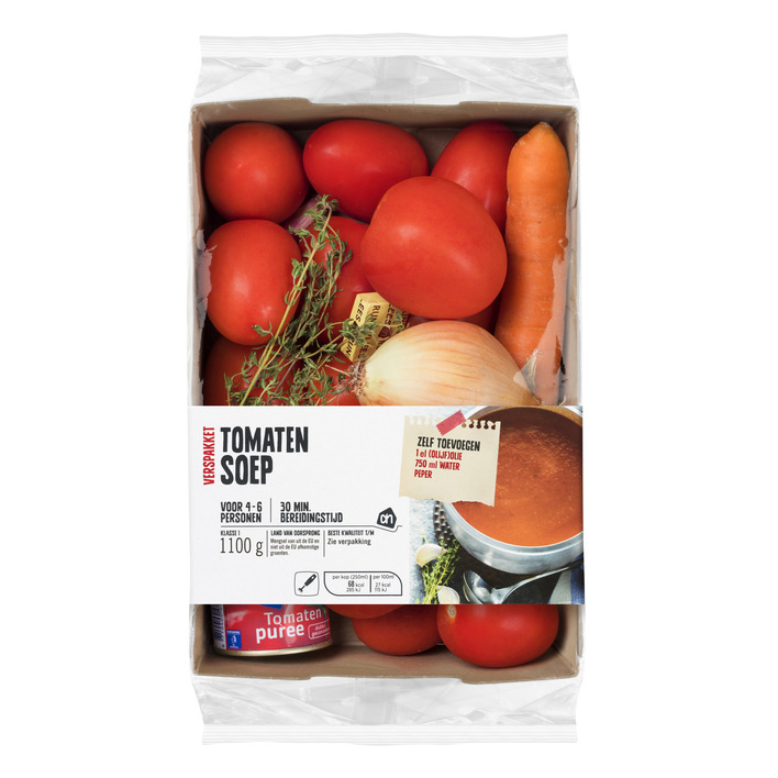 Huismerk Tomatensoep verspakket