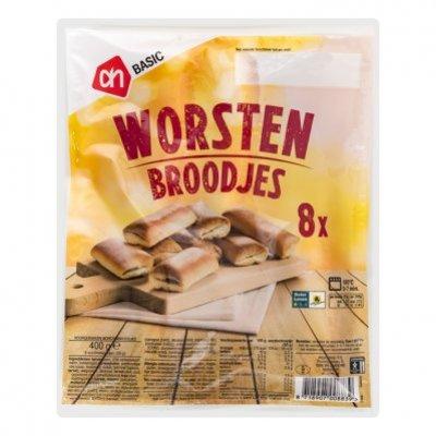 AH BASIC Worstenbroodjes