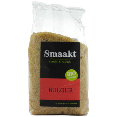 Smaakt Bulgur