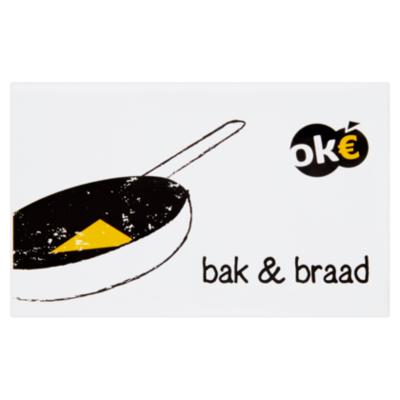 Budget Huismerk Bak & braad