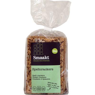 Smaakt Crackers spelt
