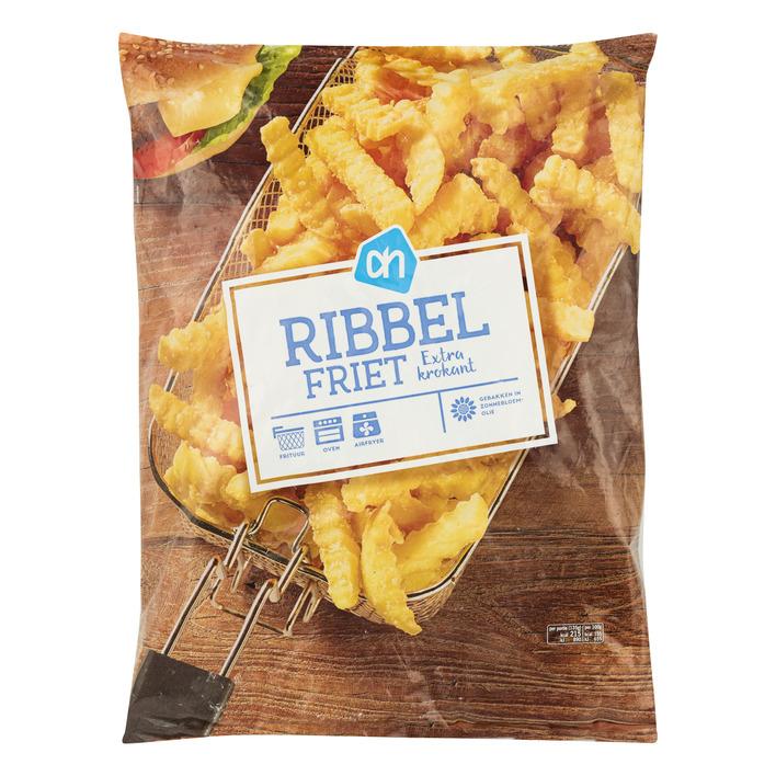 Huismerk Ribbel friet