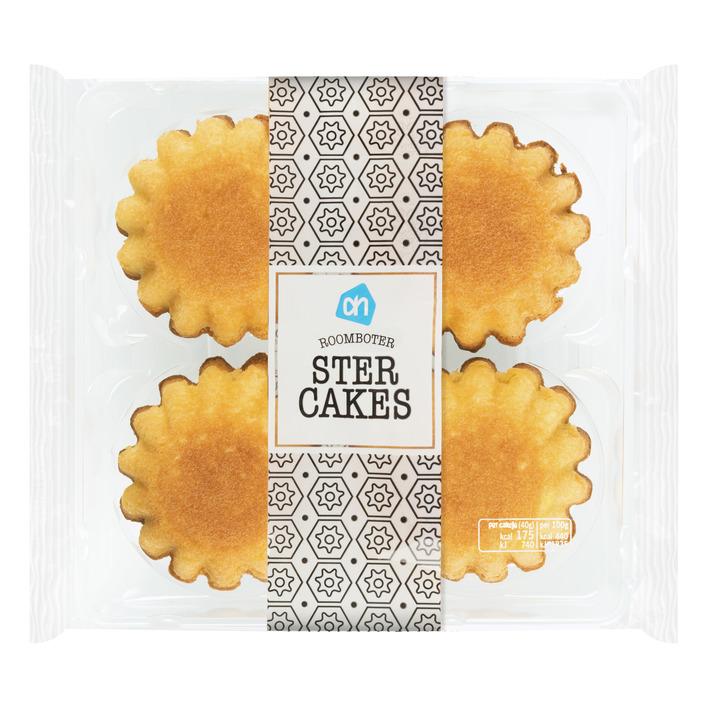 Huismerk Stercakejes naturel
