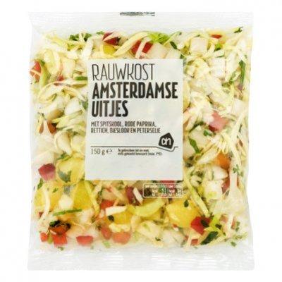 Huismerk Rauwkost Amsterdamse ui