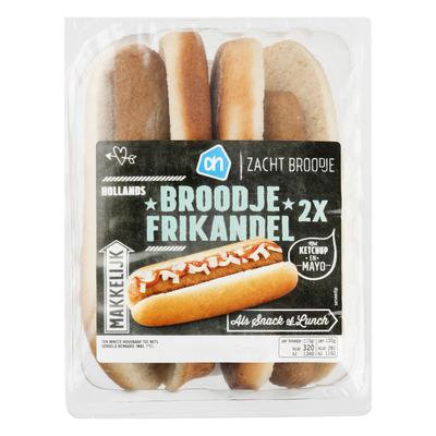 Huismerk Broodje frikandel