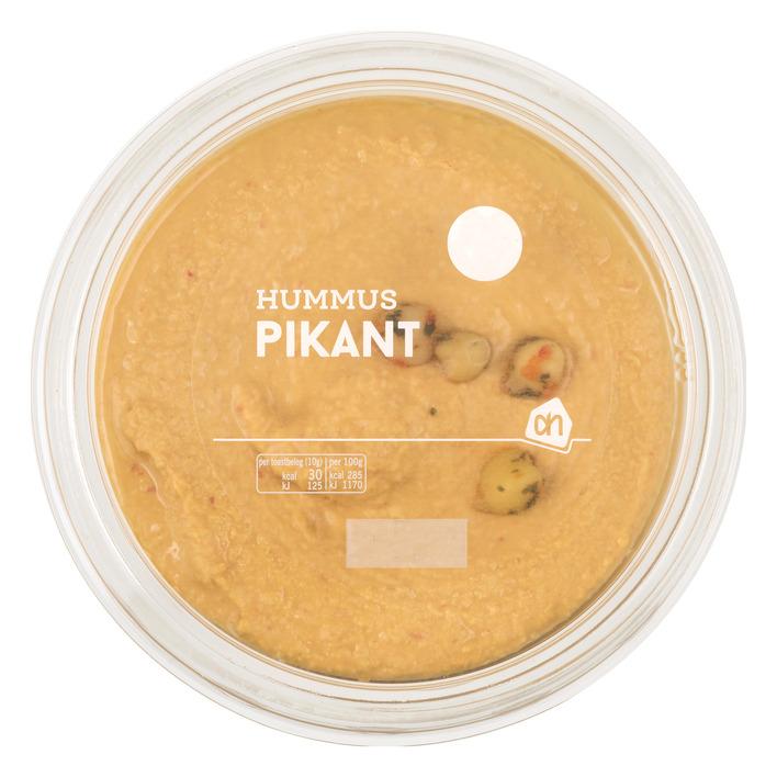 Huismerk Pikante hummus