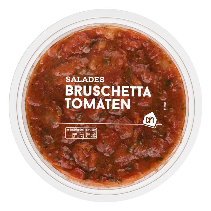 Huismerk Bruschetta tomaatsalade