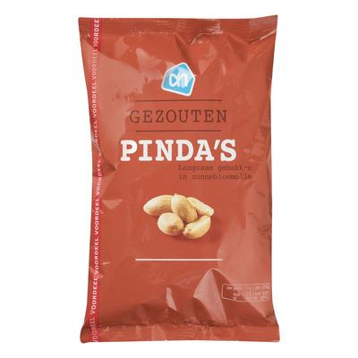 Huismerk Knapperige pinda's gezouten