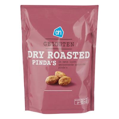 Huismerk Knapperige dry roast pinda's