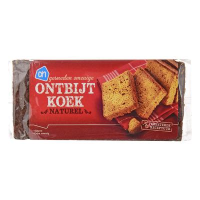 Huismerk Ontbijtkoek gesneden