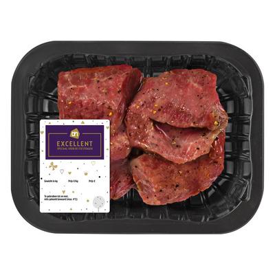 Huismerk Mini biefstukjes