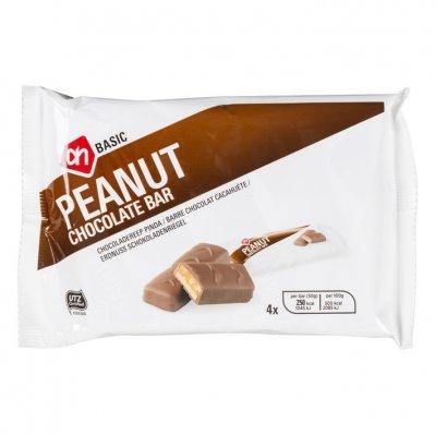 Budget Huismerk Pinda chocolade candybar