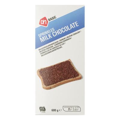 Budget Huismerk Hagelslag melk chocolade