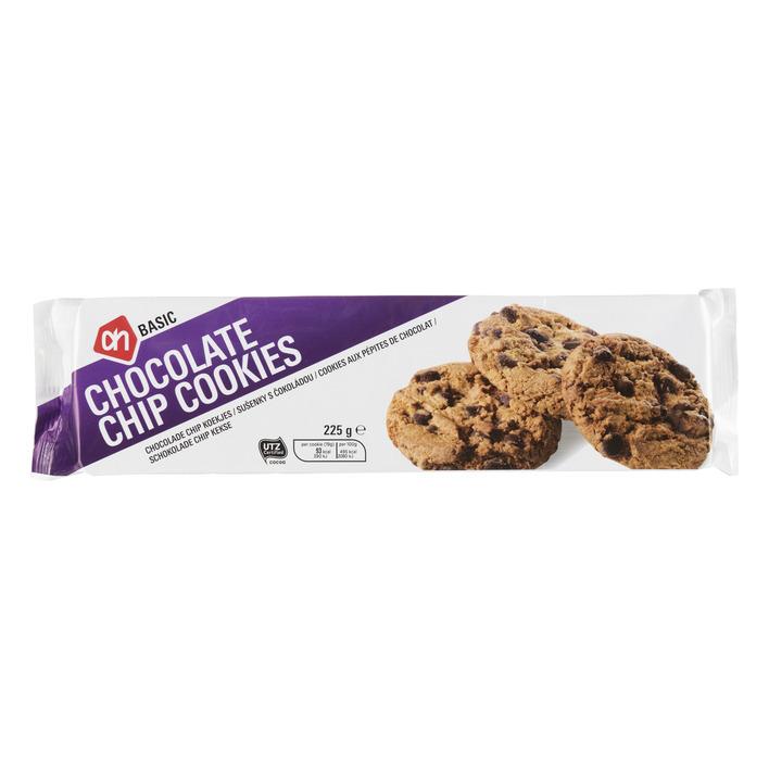 Budget Huismerk Chocolate chip cookies