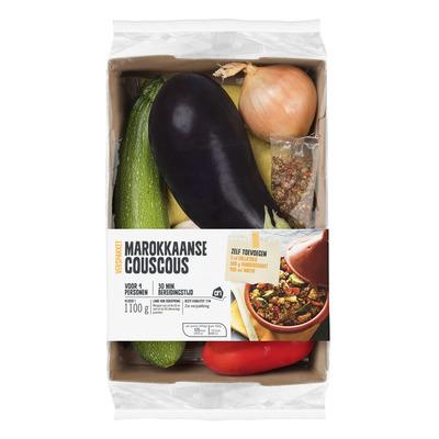Huismerk Marokkaanse couscous verspakket