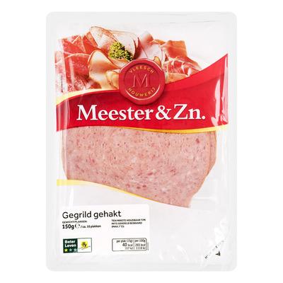 Meester&Zn Gegrild gehakt