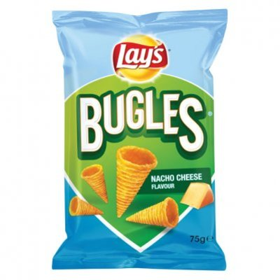 Lay's Bugles nacho cheese