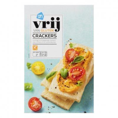 Huismerk Vrij van gluten crackers