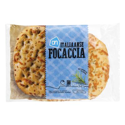 Huismerk Focaccia met rozemarijn & zeezout