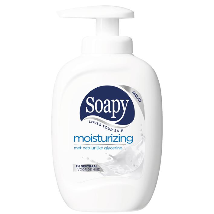 Soapy Moisturizing