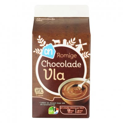 Huismerk Chocoladevla
