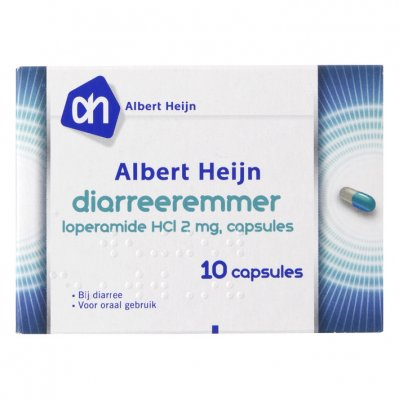 Huismerk Diarreeremmer loperamide HCl