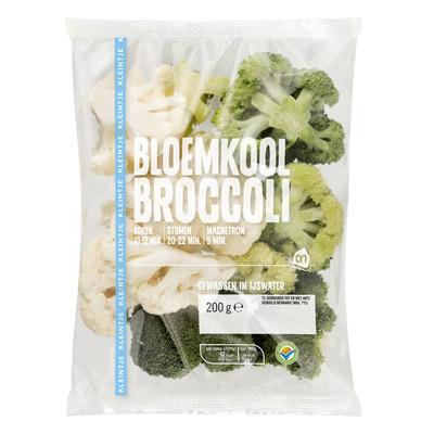 Huismerk Kleintje bloemkool- en broccoliroosjes