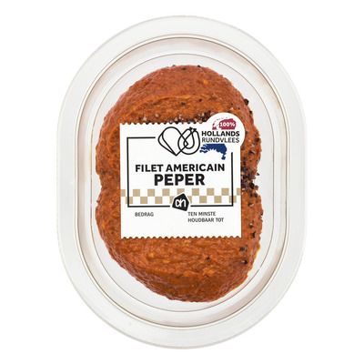 Huismerk Filet americain peper