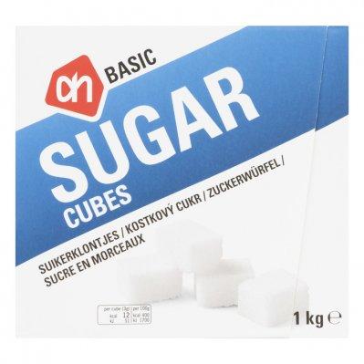 Budget Huismerk Suikerklontjes