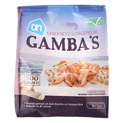 Huismerk Gamba's
