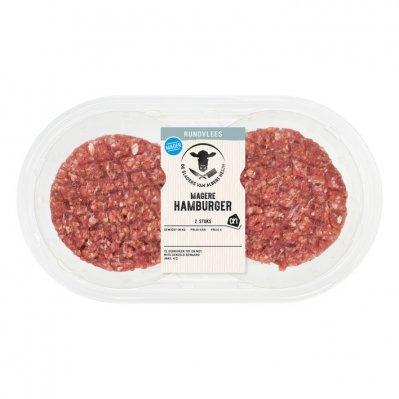 Huismerk Magere hamburger