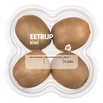 Huismerk Kiwifruit eetrijp